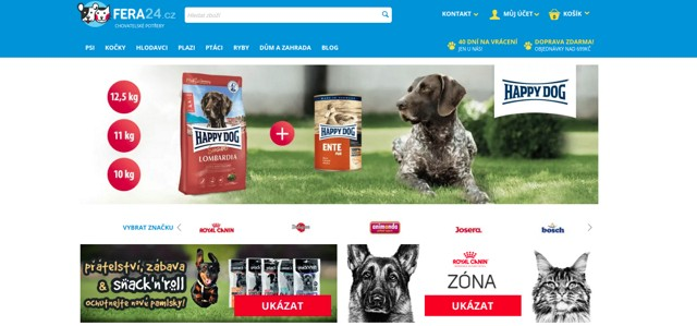 Fera24.cz e-shop