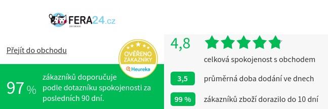 Fera24.cz Heureka