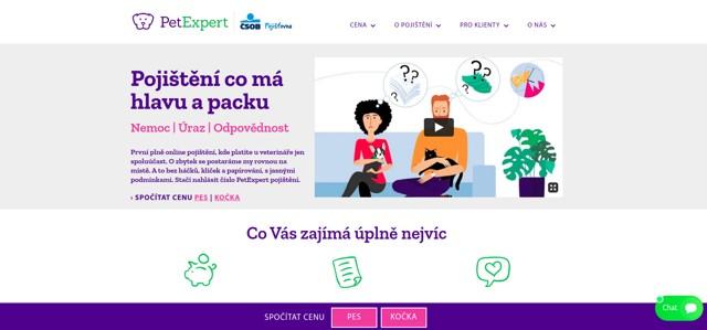 PetExpert.cz e-shop