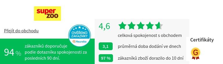 Superzoo.cz Heureka