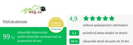 BeCyDog.cz Heureka