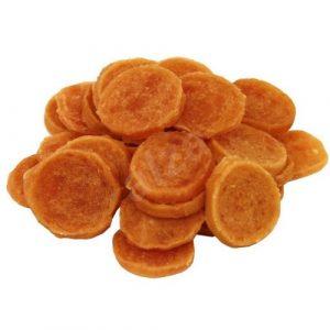 Pamlsky pro psy Akina Kuřecí chipsy