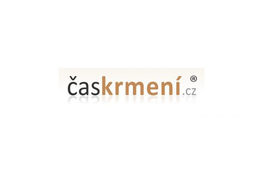 Caskrmeni.cz logo