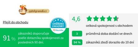 Pytelgranuli.cz Heureka