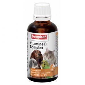 Vitaminove_kapky_Beaphar_B_komplex
