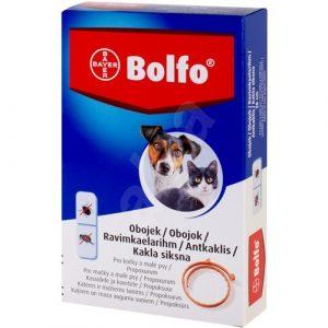 Bolfo medikovaný obojek