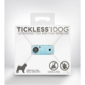Tickless Mini Dog Ultrasonic Tick And Flea Repeller