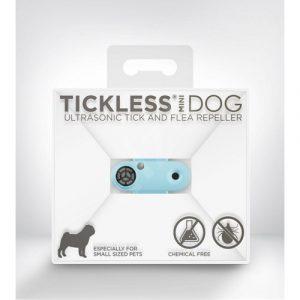 Tickless Mini Dog Ultrasonic Tick And Flea Repeller