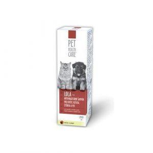 Šampon LOLA bez parfémů s antiparazitickým účinkem