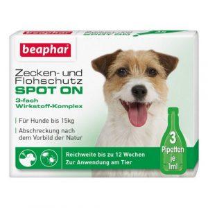 Beaphar Spot On kapky pro malé psy
