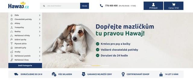 Hawaj.cz e-shop