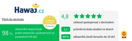 Hawaj.cz Heureka