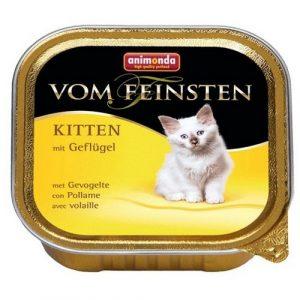 ANIMONDA drůbeží paštika Vom Feinsten Kitten