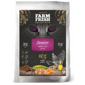 Farm Fresh Cat Senior