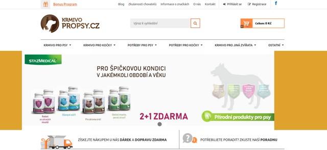 Krmivopropsy.cz e-shop