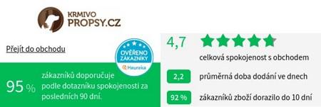 Krmivopropsy.cz Heureka