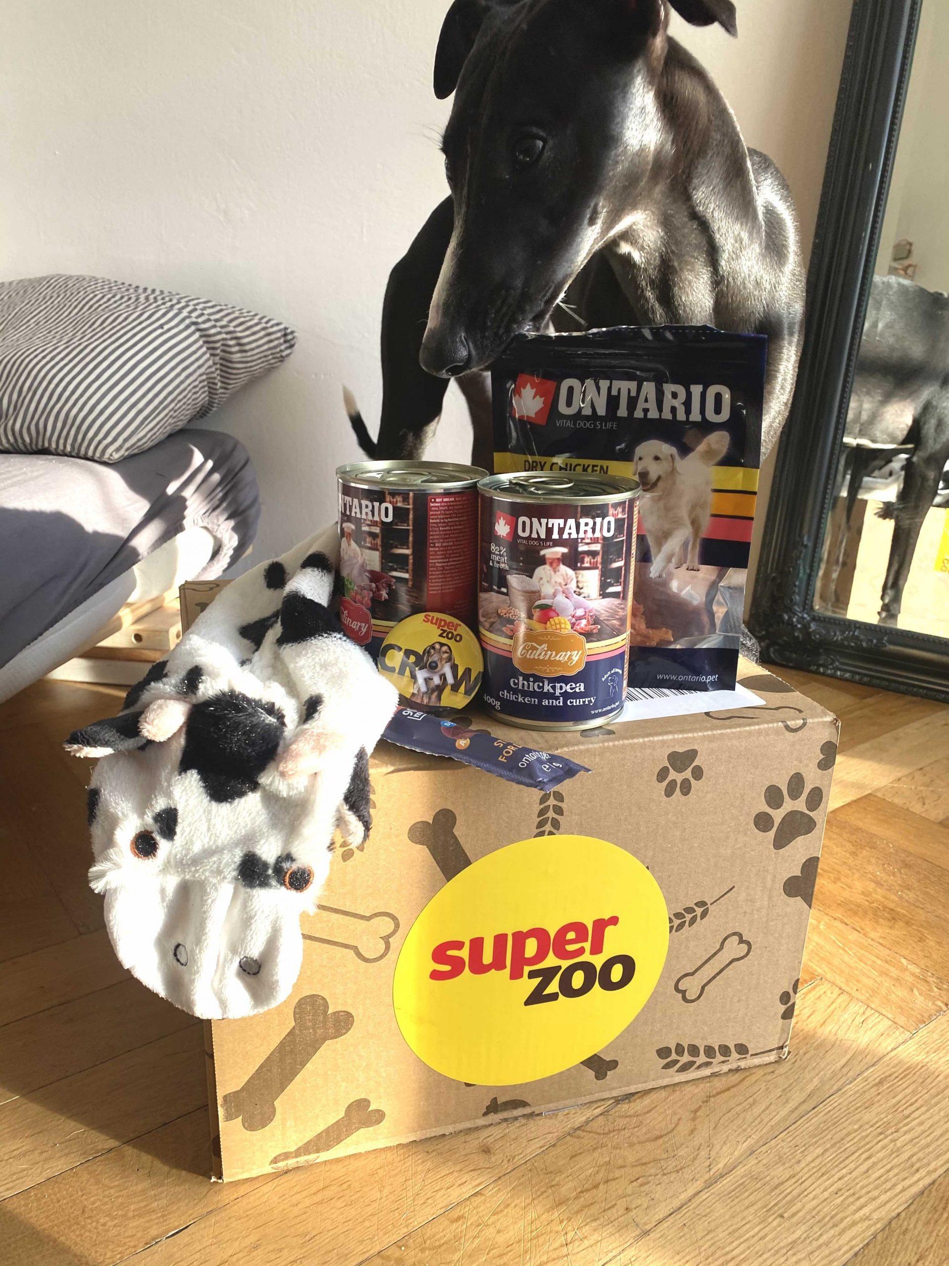 SuperZoo mystery box II.