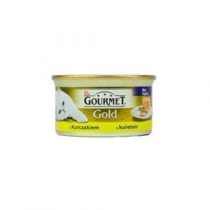 Gourmet Gold paštika s kuřetem