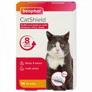 Antiparazitní obojek pro kočky Beaphar CatShield