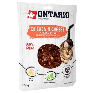 Pamlsky Ontario Chicken and Cheese Bites