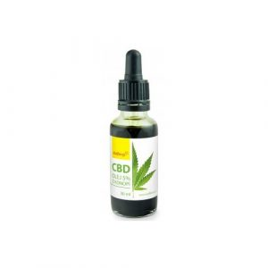 Wolfberry CBD konopný olej