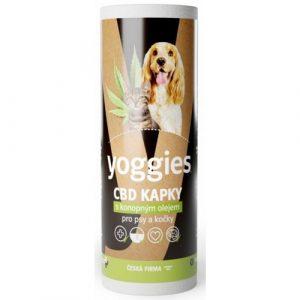 Yoggies CBD kapky