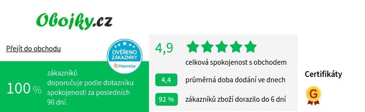 Obojky.cz Heureka