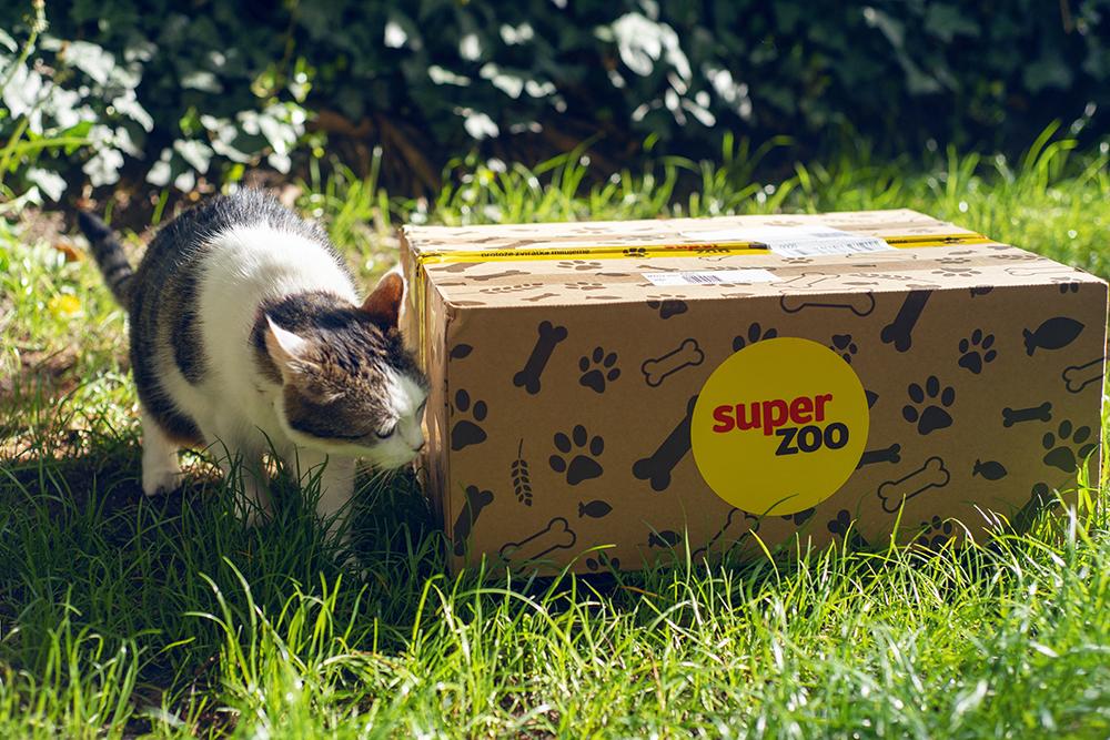 SuperZoo Mystery Box III. pro kočky