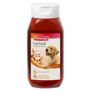 Beaphar lososový olej pro psy a kočky