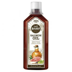 Canvit BARF lososový olej