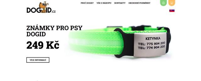 dogID.cz e-shop