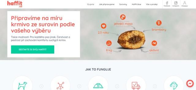 Haffit.cz e-shop