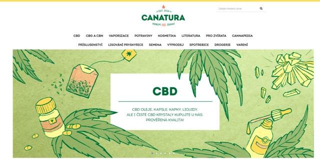 Canatura.com e-shop