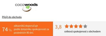Cocowoods.cz Heureka