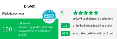 DrVet.cz Heureka