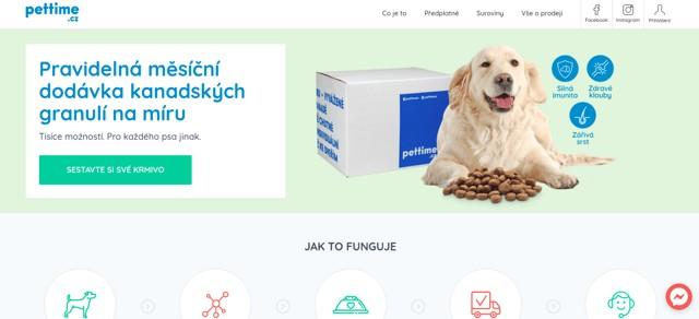 Pettime.cz e-shop